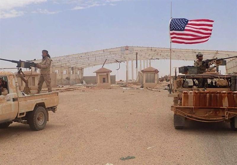 تحرکات مشکوک آمریکا در مناطق مرزی عراق ، اردن و سوریه
