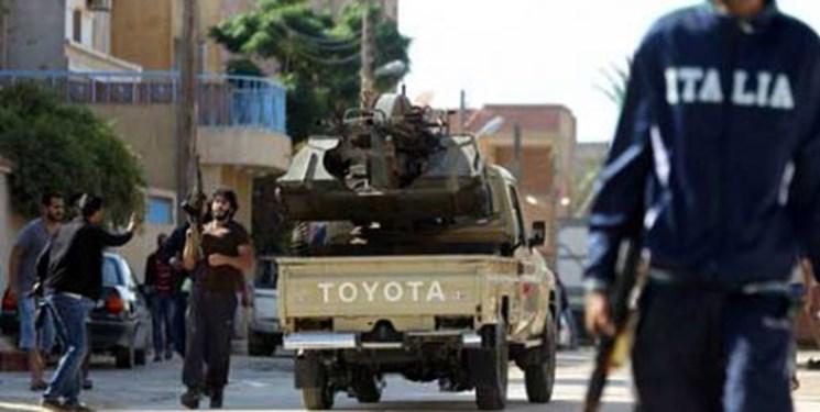 هشدار پارلمان لیبی درباره وقوع جنگ داخلی