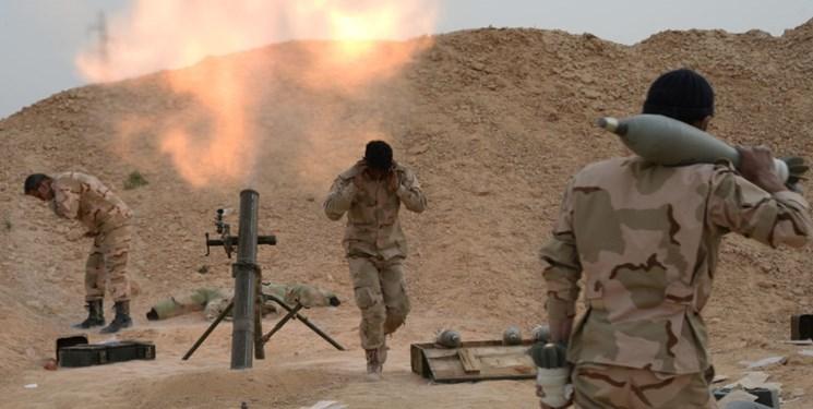 بمباران مقرها و مراکز آموزشی تروریستها توسط ارتش سوریه در حماه و ادلب