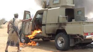 سقوط دومینوار خطوط دفاعی نیروهای شورشی در شمال غرب یمن/ نقره داغ شدن نظامیان سودانی در جنوب عربستان با حملات دقیق پهپادهای انصارالله + نقشه میدانی