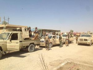 ضربات سنگین به داعش در شمال غرب استان نینوا عراق/ تلاش تروریستها برای ناامن کردن شهر تلعفر و جاده موصل – سوریه + نقشه میدانی و تصاویر