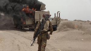 آخرین تحولات میدانی استان الحدیده یمن/ قدرتنمایی یگانهای تکتیرانداز، پهپادی و موشکهای ضدزره در حومه فرودگاه الحدیده + نقشه میدانی و تصاویر