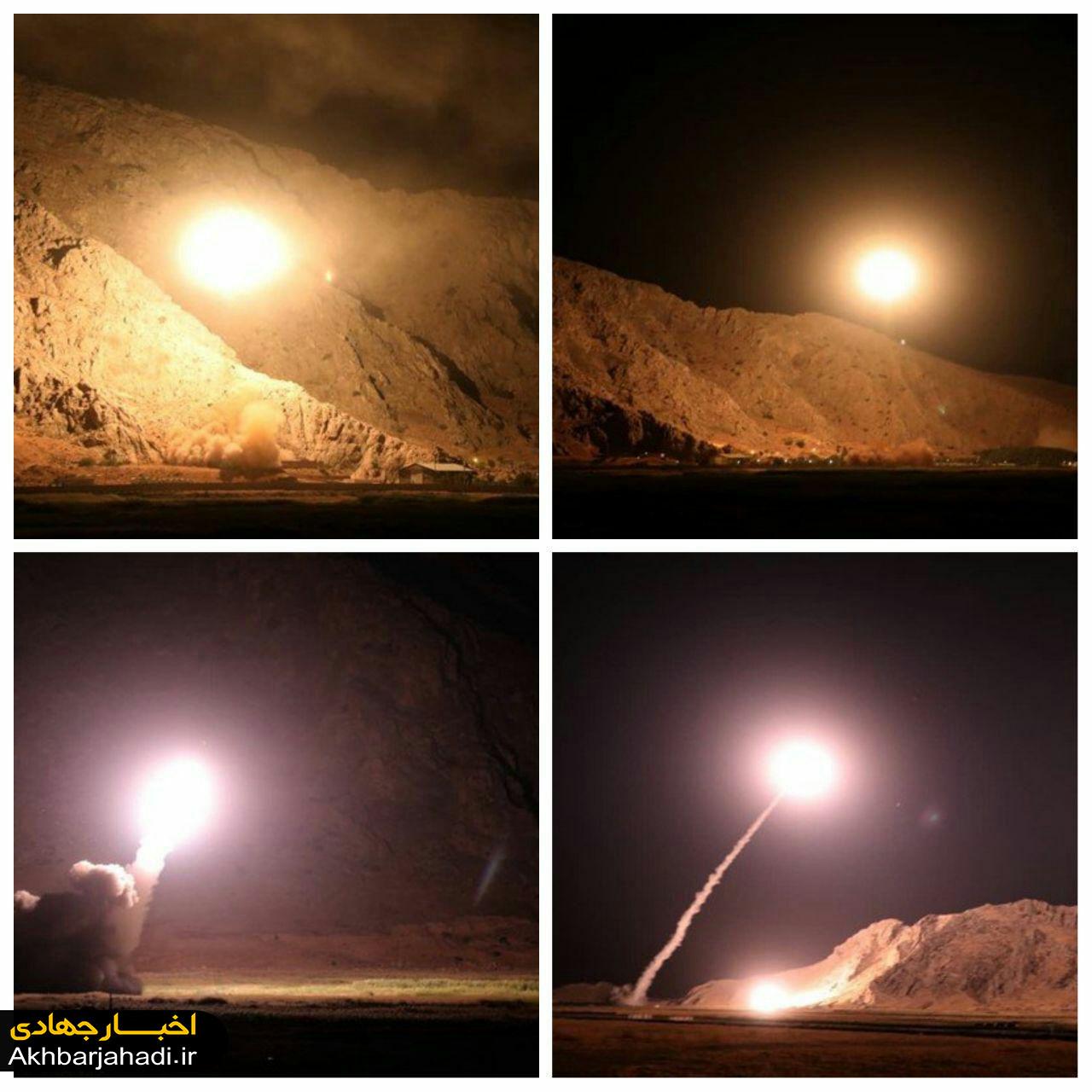 بازتاب حمله موشکی ایران به مقر تروریستها در رسانههای جهان/ این حمله حامل پیامی برای اسرائیل، عربستان و آمریکا بود