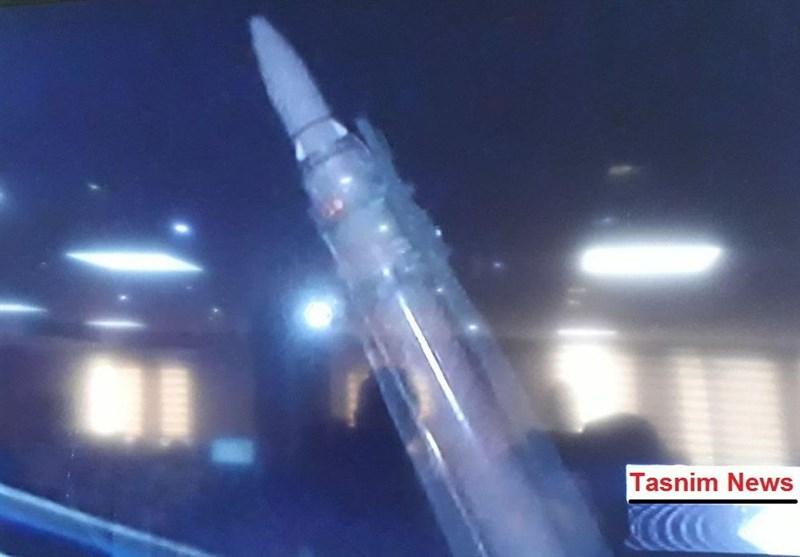 سپاه امروز رسما نسل جدید از موشکهای قیام را عملیاتی کرد + عکس