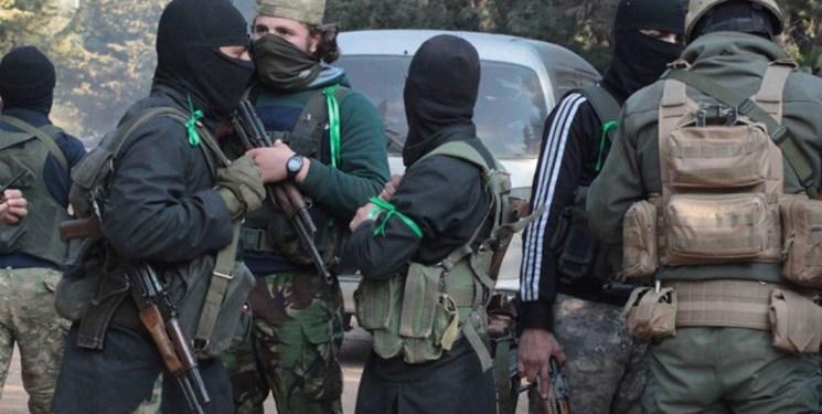درگیری گروههای تروریستی «الجبهه الوطنیه» و «جبهه النصره» در غرب حلب سوریه