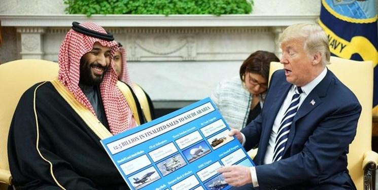 ترامپ: شاید افراد خودسر خاشقچی را کشته باشند/شاه سعودی کاملا انکار میکند
