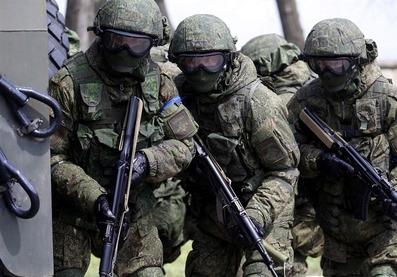 عملیات ضدتروریستی نیروهای ویژه روسی در داغستان علیه داعش +فیلم
