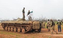 «النصره» تمامی مناطق تحت تسلط «الزنکی» در غرب حلب سوریه را اشغال کرد
