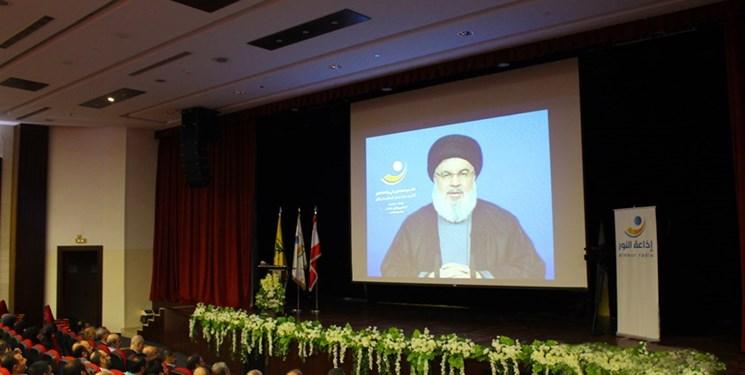 سید حسن نصر الله: تهدید نظامی و امنیتی را پشت سر گذاشتهایم/باید در نبرد رسانهای جدید حاضر باشیم
