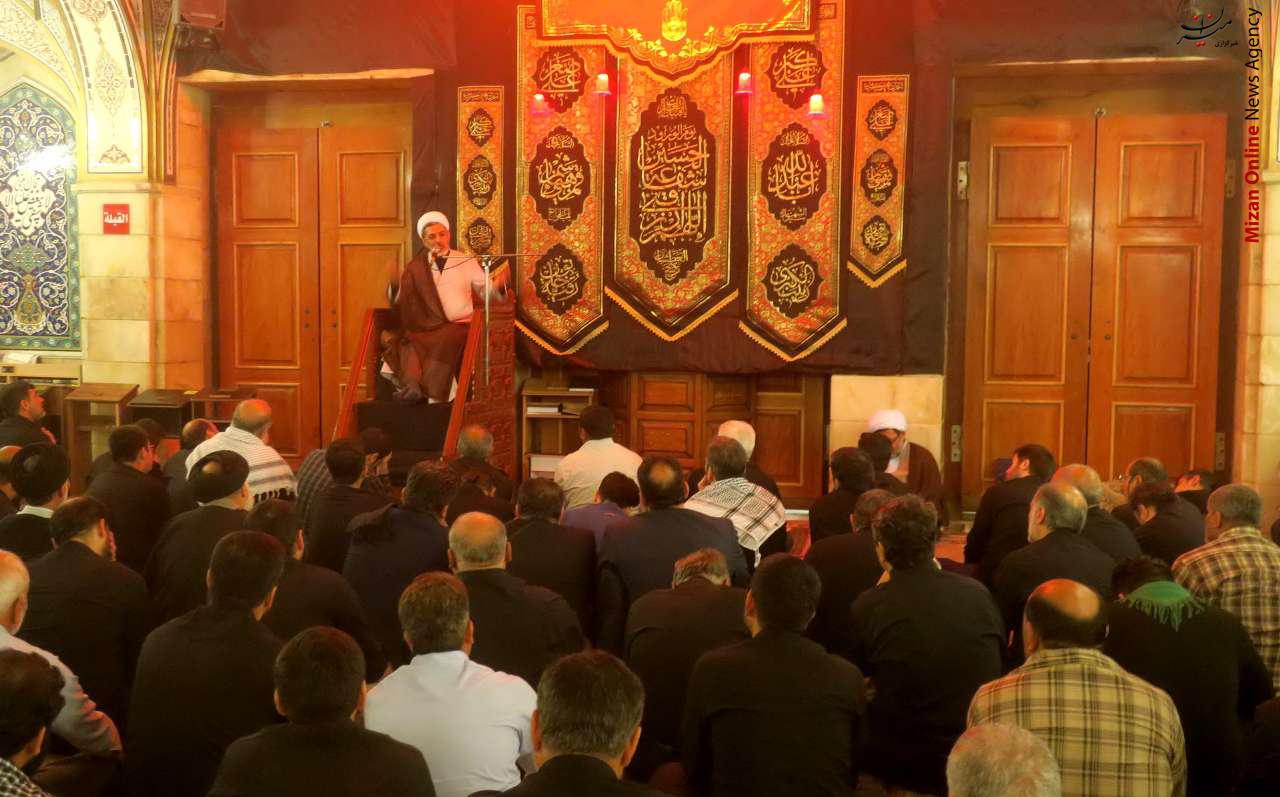 عزاداری شهادت حضرت رقیه (س) در دمشق +عکس