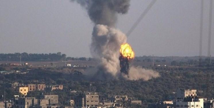 سلسله حملات رژیم صهیونیستی به جنوب غزه و شهادت ۵ فلسطینی