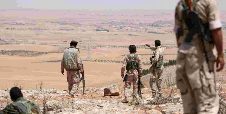 ورود نیروهای یک کشور خلیج فارس به شرق سوریه