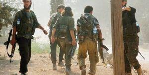 پذیرایی گروههای تروریستی از یکدیگر با گلوله و خودروهای انتحاری/ مرگ توافق سوچی با حمله مکرر به مواضع ارتش سوریه در ادلب + نقشه میدانی