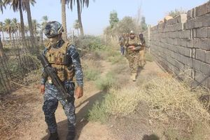 آغاز عملیات برای پاسخ به جنایتهای داعش در استان الانبار/ تامین امنیت جاده بغداد – گذرگاه القائم در دستور کار نیروهای عراقی + نقشه میدانی و تصاویر