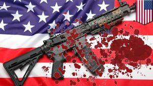 سلاح مورد علاقه آدمکشها در آمریکا؛ محصول حامیان ویژه ترامپ در انتخابات/ همیشه پای یک AR-15 در میان است +عکس