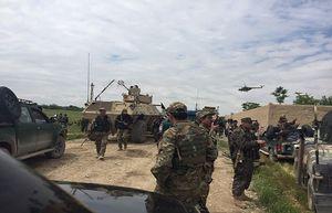 شکستهای سنگین نیروهای ارتش افغانستان در استان فاریاب/ فرمانده ارشد میدانی طالبان در حملات خمپارهای کشته شد + نقشه میدانی و تصاویر