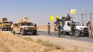 معامله جدید آمریکا و ترکیه در شمال سوریه/ دست خالی شبه نظامیان کُرد برای پاسخگویی به خیانت دوباره کاخ سفید + نقشه میدانی و تصاویر