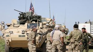ماجراجویی جدید آمریکاییها و متحدانش در سوریه/ جزئیات حضور نظامیان کشورهای عربی ضد جبهه مقاومت در شرق رود فرات + نقشه میدانی
