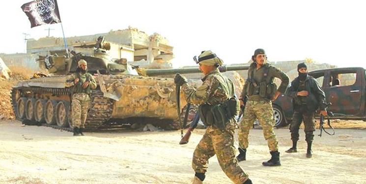 تحرکات تروریستها؛ ارسال تجهیزات به «حماه و لاذقیه»؛ استقرار ۸ هزار نیرو در «جسر الشغور»