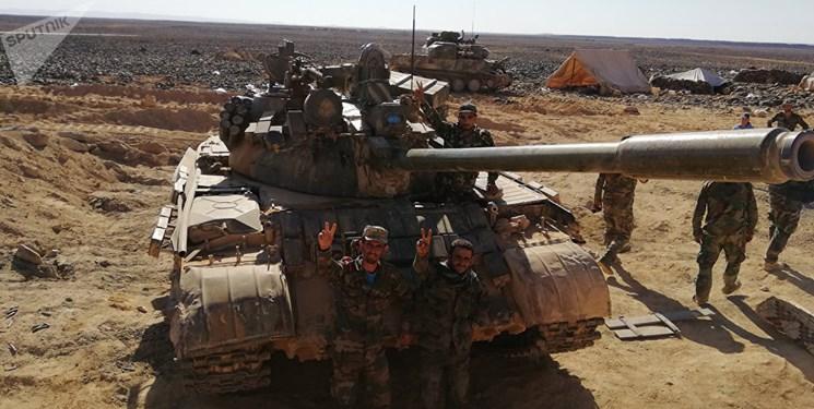 دفع حملات تروریستها در ریف حماه؛ ادامه ارسال تجهیزات ارتش سوریه به ادلب