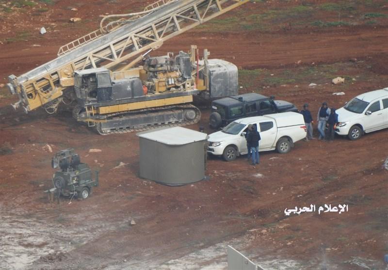 عملیات سپر شمال صهیونیستها از دریچه دوربین حزب الله لبنان + تصاویر
