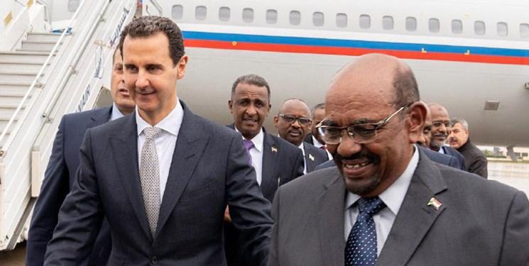 سفر البشیر به سوریه و دو تحول دیگر در پرونده سوریه