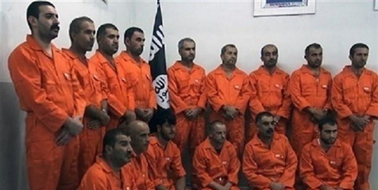 «اربیل» ۱۴۰۰ عضو داعش را به «بغداد» تحویل داد