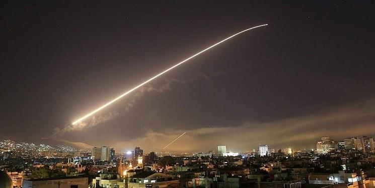 جزئیات حملات شبانه جنگندههای رژیم صهیونیستی به حومه دمشق + عکس و نقشه میدانی