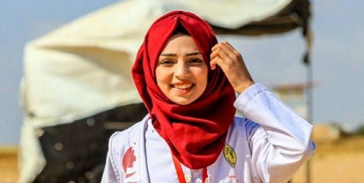 جنایت صهیونیستها به روایت نیویورکتایمز؛ روایتی تازه از شهادت «فرشته مهربانی» غزه