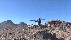 در محورهای شمالی و شرقی استان البیضاء یمن چه میگذرد؟/ در هم کوبیده شدن مواضع نیروهای مزدور با ۱۱۰ کشته و زخمی + نقشه میدانی و تصاویر