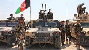 آخرین تحولات میدانی شمال استان فاریاب افغانستان/ عملیات بزرگ علیه نیروهای طالبان برای بازپسگیری دو منطقه + نقشه میدانی و تصاویر