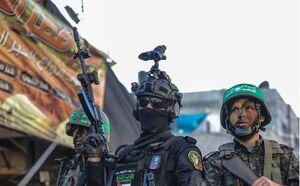 ۷ سلاح مهمی که مقاومت فلسطین در رژه خود به نمایش گذاشت/ از موشکهای ضدزره و دوش پرتاب تا انبوه اسلحه AK-۱۰۳ +عکس