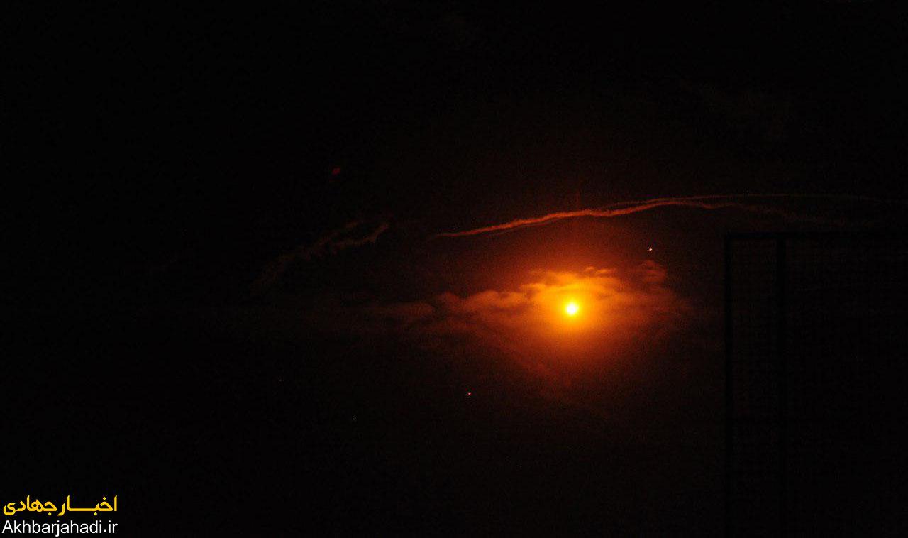 بیانیه ارتش رژیم صهیونیستی درباره حمله هوایی به سوریه