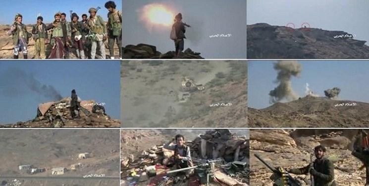 تسلط نیروهای یمنی بر ۳ پایگاه راهبردی در جنوب یمن
