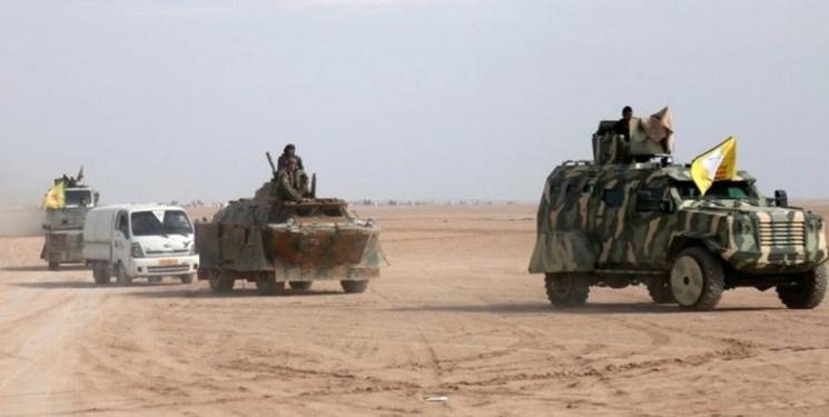 توافق کُردهای تحت حمایت آمریکا با داعش در شرق سوریه