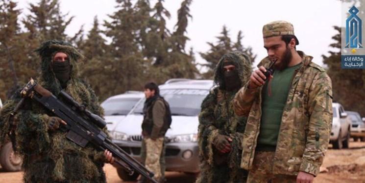 گروه تروریستی «احرار الشام» در استان حماه سوریه منحل شد