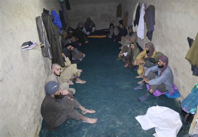جزئیاتی از عملیات ویژه آمریکاییها برای نجات فرماندهان داعش در افغانستان + عکس