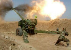 ۵ استفاده متفاوت از گلوله توپ در ارتشهای مهم جهان/ حالا توپخانه نزاجا سلسله اعصاب دشمن را از کار میاندازد+عکس