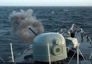 مرگبارترین توپ دریایی ایران آماده مقابله با موشکهای کروز شد/ تجهیز گلولههای «فجر ۲۷» به فیوزهای مجاورتی +عکس