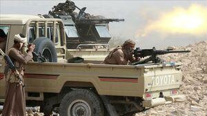جزئیات عملیات منحصر به فرد یگان پهپادی انصارالله در استان الجوف/ کشته و زخمی شدن شماری از فرماندهان مزدوران سعودی + نقشه میدانی و عکس