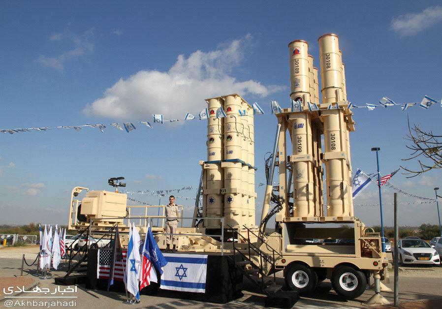 چهارمین آزمایش سامانه «پیکان-۳» بعد از تجاوز صهیونیستها به سوریه