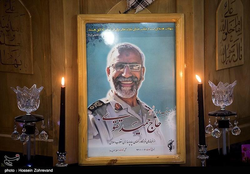یادواره «ابومریم» فرمانده عملیاتی ایرانی در بغداد برگزار شد +عکس