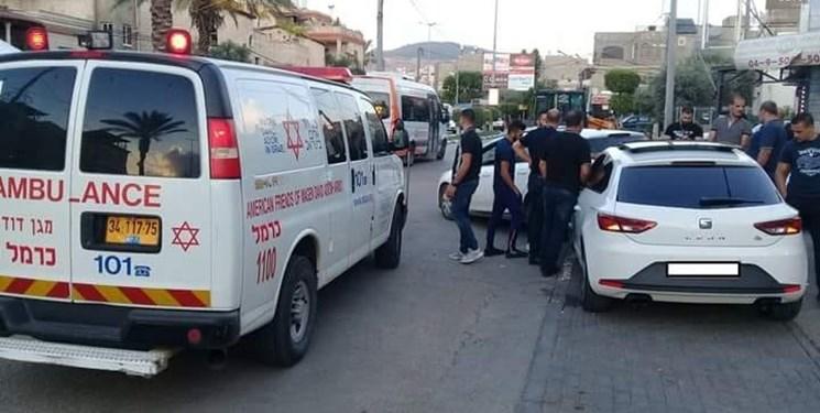 مجروحیت شدید شهرکنشین صهیونیست طی عملیاتی در قدس شرقی