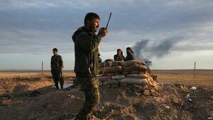نفس بازماندههای داعش در نوار ساحلی شرق رود فرات به شماره افتاد/ کاهش مناطق تحت اشغال داعش به ۹ کیلومتر مربع+ نقشه میدانی و عکس