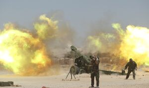 تحرکات مشکوک در شرق رود فرات با تغییر ۱۸۰ درجهای تحولات میدانی و جانگرفتن دوباره تروریستها/ سناریوی جدید آمریکا برای حفظ بقایای داعش در عراق + نقشه میدانی