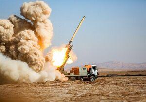 خانواده راکتهای هدایت شونده ایران با «فجر F4CL» کامل شد/ پهپادها به کمک یگانهای توپخانه سپاه و ارتش میآیند +عکس