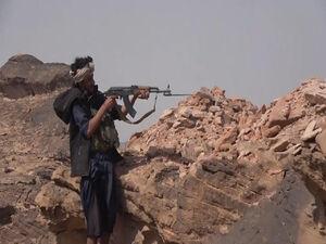 ضربات مرگبار به مزدوران شاهزادگان سعودی در جنوب شرق استان جیزان/ ادامه بازپسگیری مناطق اشغالی در شمال شرق استان حجه + نقشه میدانی