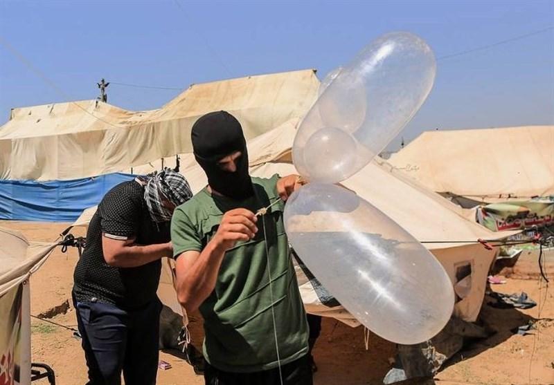 ناتوانی اسرائیل در برابر بالنهای غزه/ افشای طرح لیبرمن برای ترور رهبران حماس و جهاد اسلامی