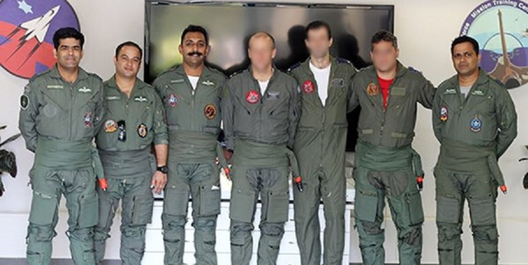 خلبان بلاتکلیف اسرائیلی در دام پاکستان