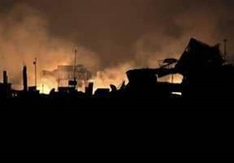 جزئیات جدید از تجاوز نظامی اخیر رژیم صهیونیستی به حلب